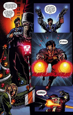 Army of Darkness Ash's Christmas Horror Graphic Novel 11