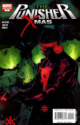 The Punisher XMas One Shot Special