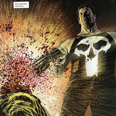 Top 40 Most Violent Comic Books Ever