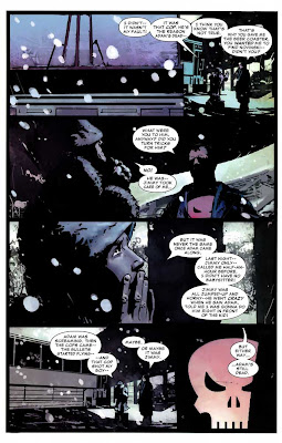 The Punisher XMas One Shot Special Conclusion20