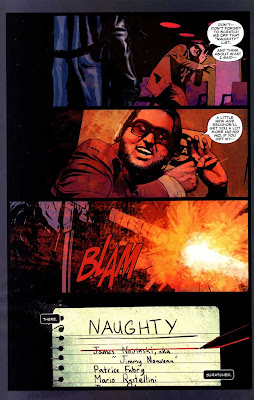 The Punisher XMas One Shot Special Conclusion15