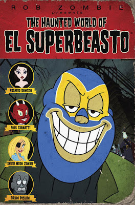 El Superbeasto Dvd