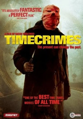 poster of time crimes
