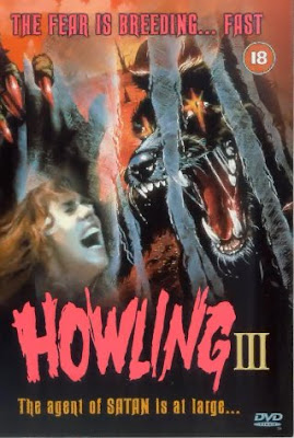 howling 3 poster