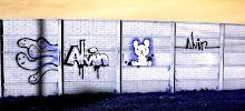 Graffiti en la Esquina