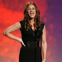 Julia Roberts is content with life
