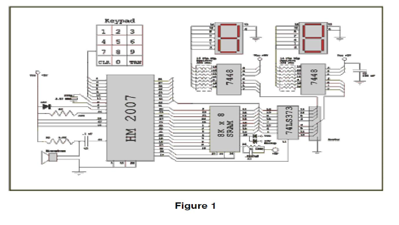 Digital Life Keypad Instructions Aei Single Relay Output Speech Recognition Circuit Article E Book Share