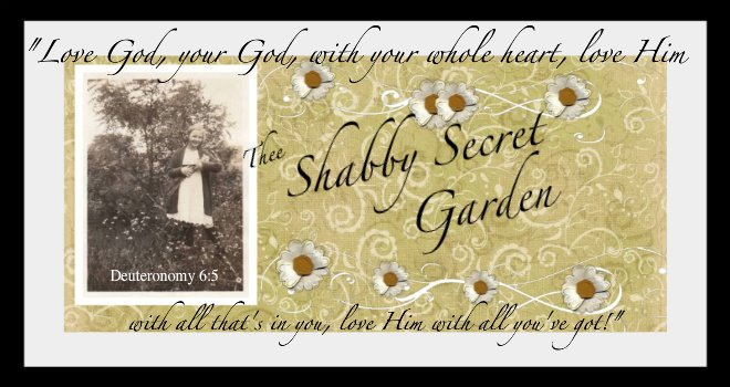 The Shabby Secret Garden