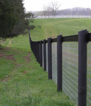 ALL ABOUT THE ELECTROBRAID HORSE FENCE SYSTEM