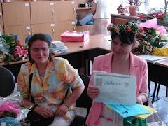 Cu doamna preoteasă Georgiana Bărîcă