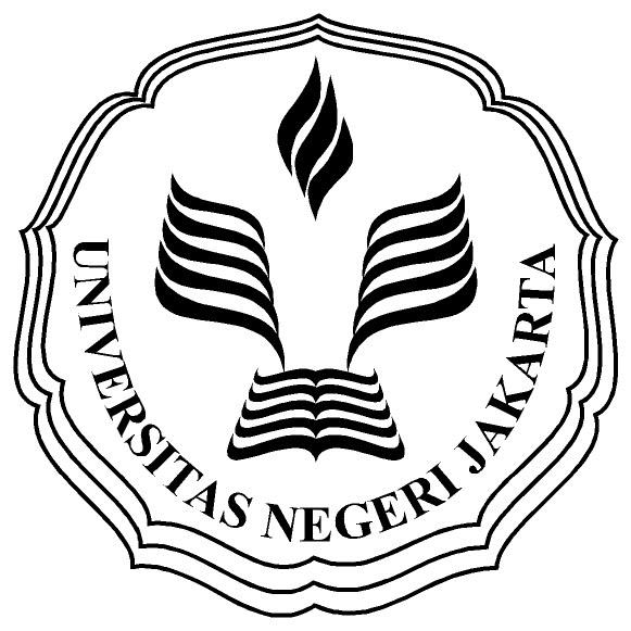 th3 gang of lov3  logo universitas negeri jakarta