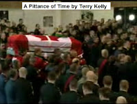 YouTube link to Terry Kelly's 'A Pittance of Time' video clip