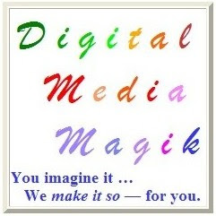 click here to get to the home page for my new venture: Digital Media Magik