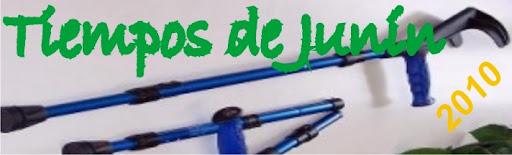 TIEMPOS DE JUNIN