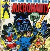 Micronauts Movie