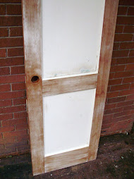 Craftsman pantry door 23 5/8 x 79 1/4""