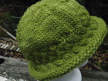 Braided Brimmed Hat Pattern