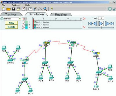 cisco packet tracer free download