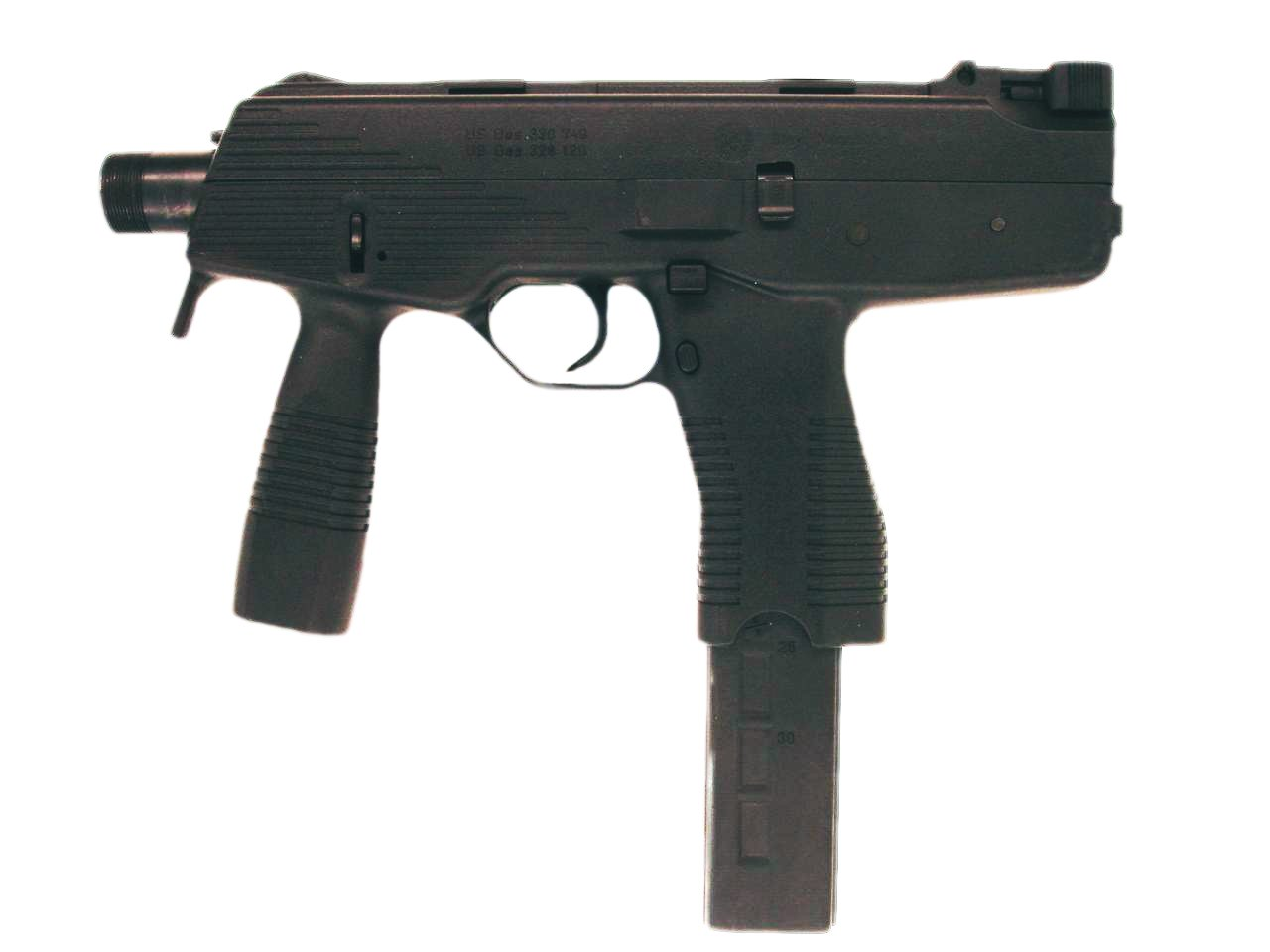 steyr machine pistol