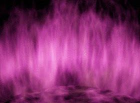 La Llama Violeta