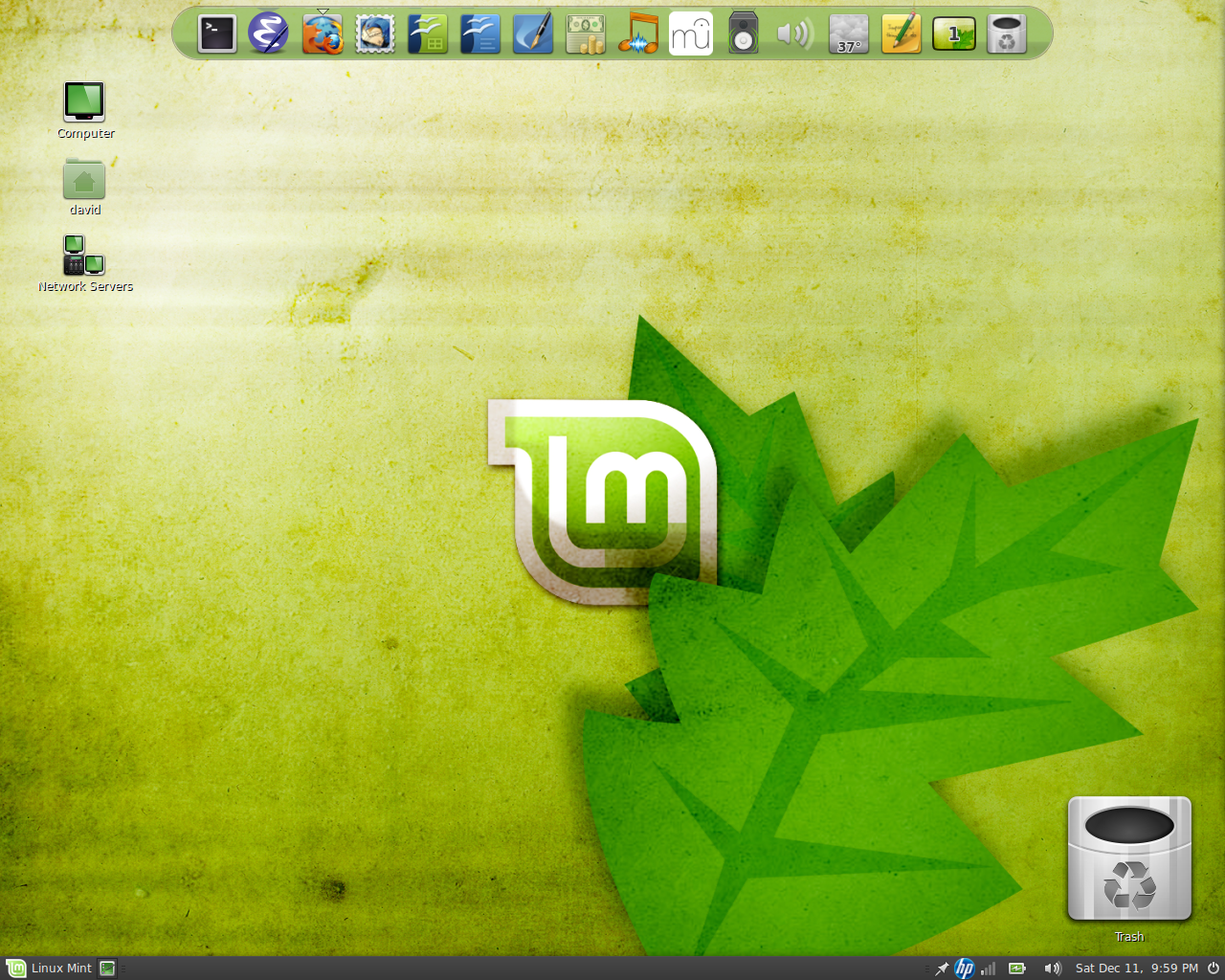 At The Time I Promised Some Shots Of Linux Mint And Ubuntu Studio Here Are