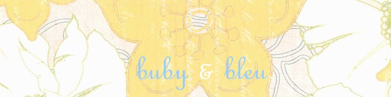 Buby + Bleu