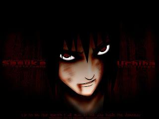 sasuke wallpapers desktop- naruto anime wallpaper