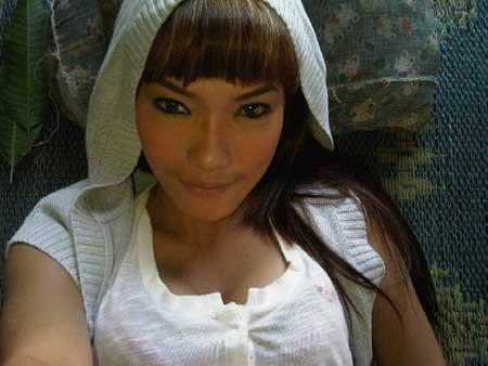 hot bugil artis Jenny Cortez Beradegan Ranjang