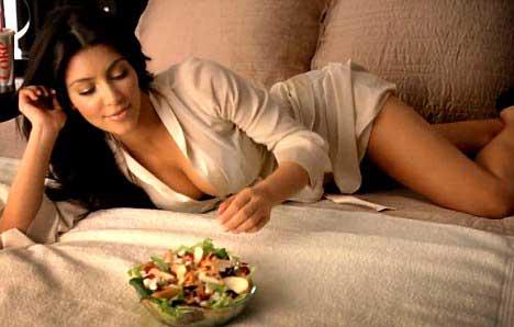 Kim Kardashian Hot dan Sensual