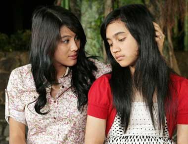 Alyssa Soebandono dan Rachel Amanda
