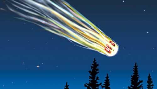 video rekaman benda langit jatuh di cirebon