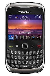 Harga BlackBerry Curve 3G