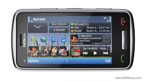 Harga Nokia C6-01