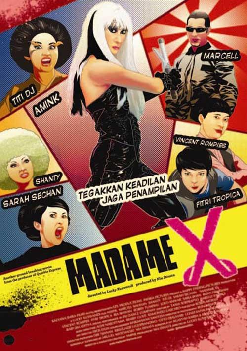 film madame x