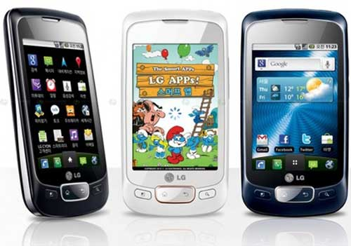 harga lg optimus one indonesia