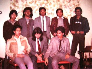 University Nebraka-Lincoln (1981-1988)