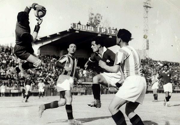 Αποτέλεσμα εικόνας για παναθηναικος  ολυμπιακος 1-0 1957