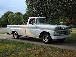 61 Chevy V1 mascot