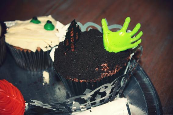 Trick or treat ! Gourmandises pour Halloween -Londres