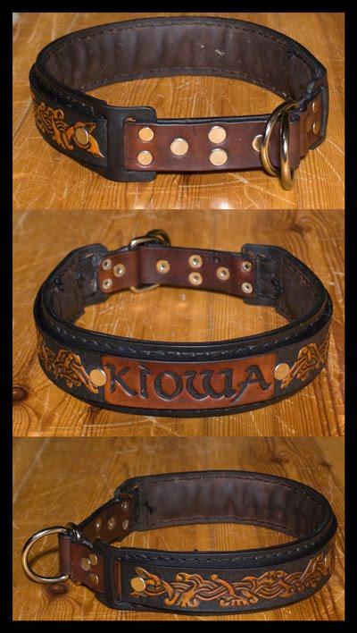 Norse Dog Collars