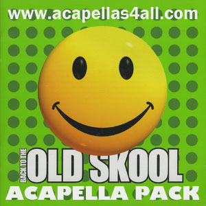 Acapellas heaven old skool acapella pack 3 for Classic house acapellas