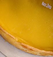 Torta pastel de nata