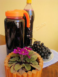 Suco de uva terci