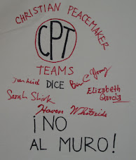 Christian Peacemaker Teams on the U.S./Mexico Border
