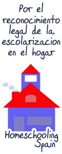 Por el reconocimiento legal de la escolarizacion en el hogar