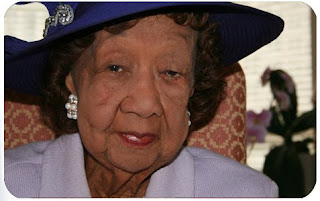 Dorothy Height civil rights leader MLK women's history month Martin Luther King