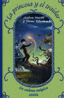 "Serie ""La cadena mágica"" Princesa"