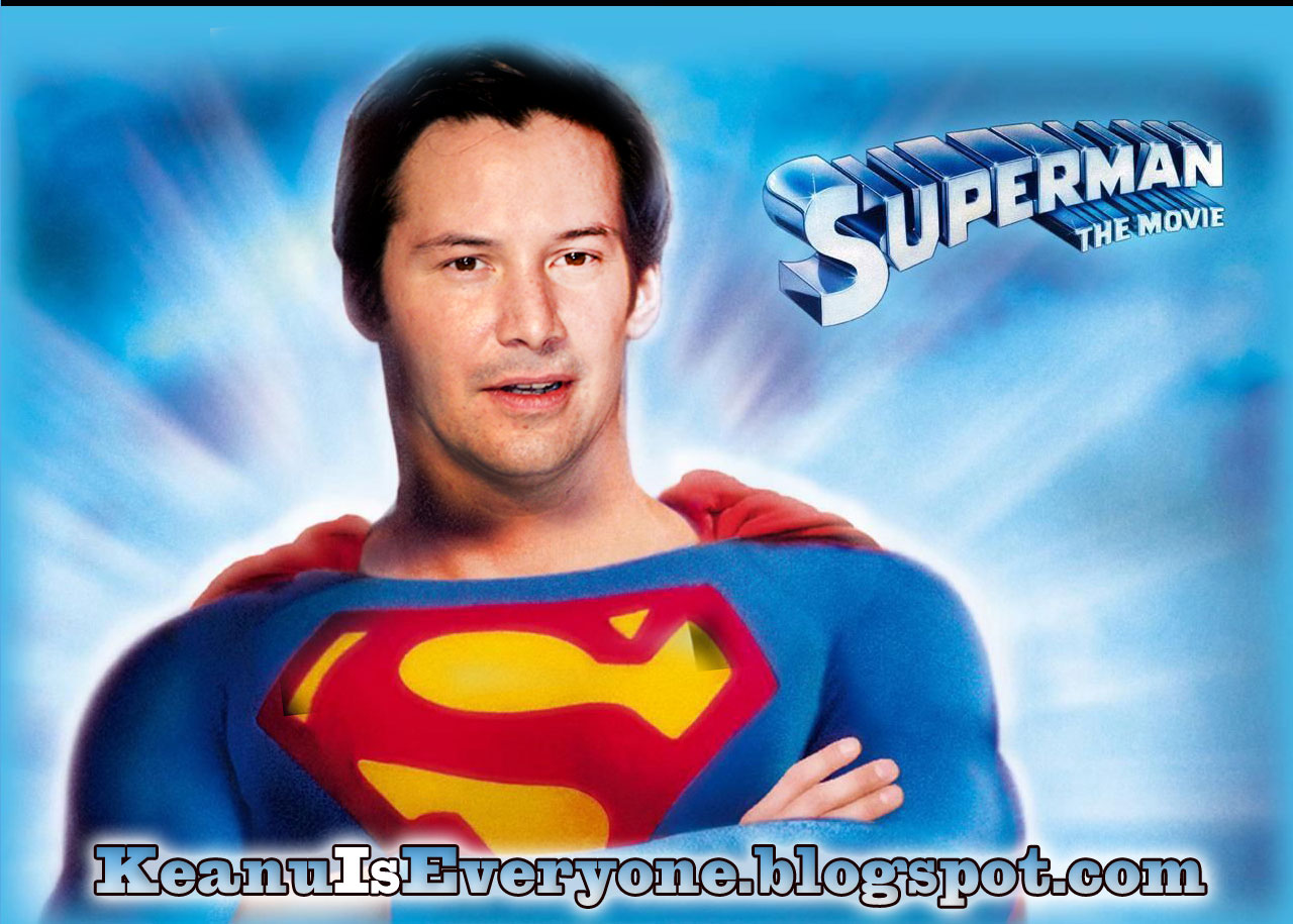 Keanu is everyone keanu reeves pictures - Keanu Is Superman