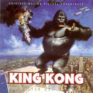 King Kong (1976) OST