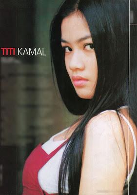 Titi Kamal on Titi Kamal